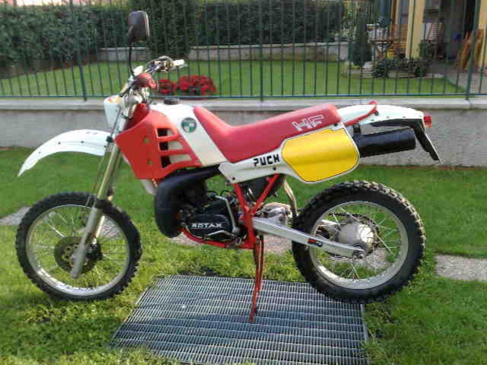 Puch GS 125 HF 1986 images #121553