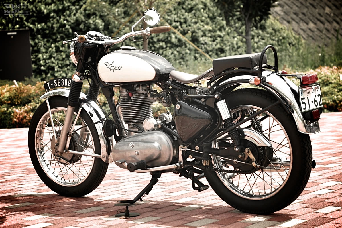 Royal Enfield Bullet 350 Classic 2009 images #123523