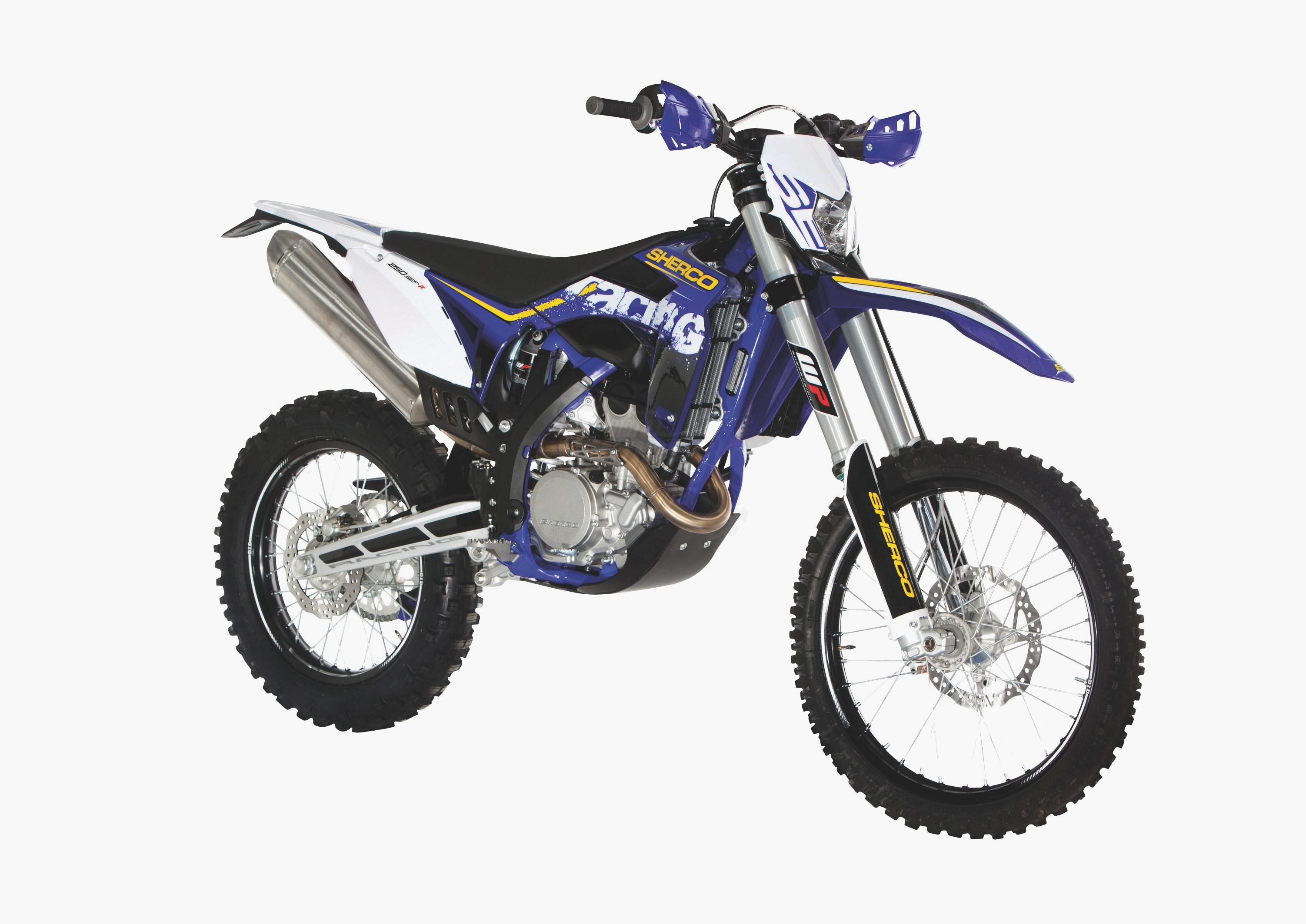 Sherco 125 SM Ipone Replica images #124517