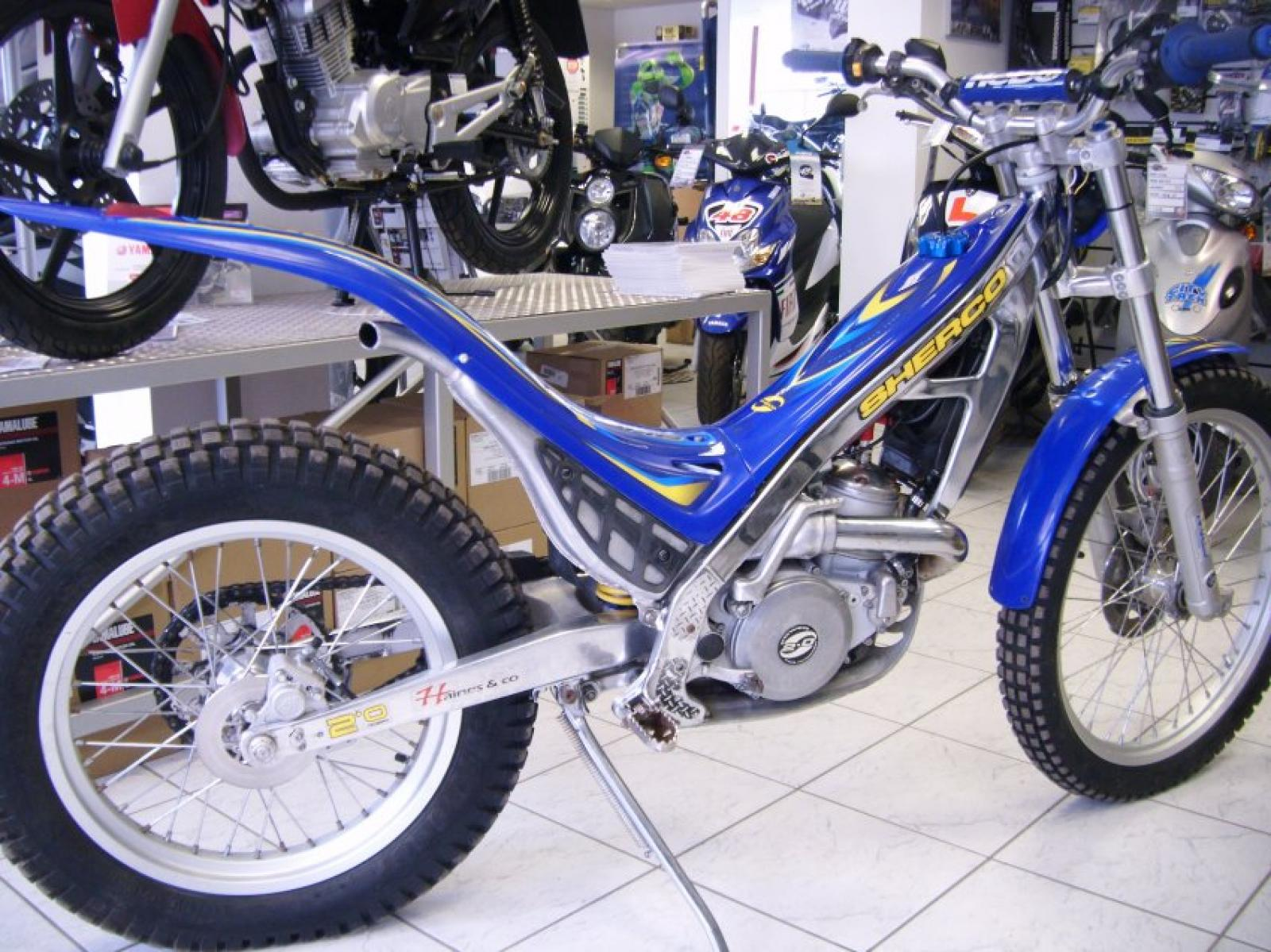Sherco 2.0 images #124417