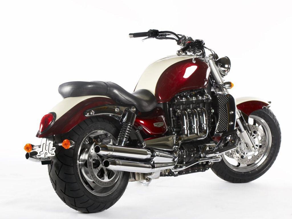 Triumph Rocket III 2005 wallpapers #159886