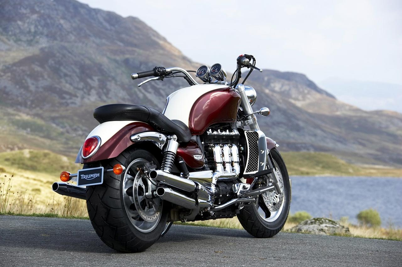 Triumph Rocket III images #125808