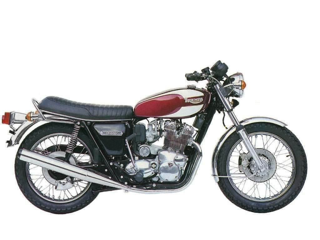 Triumph Trident 750 1993 wallpapers #129842