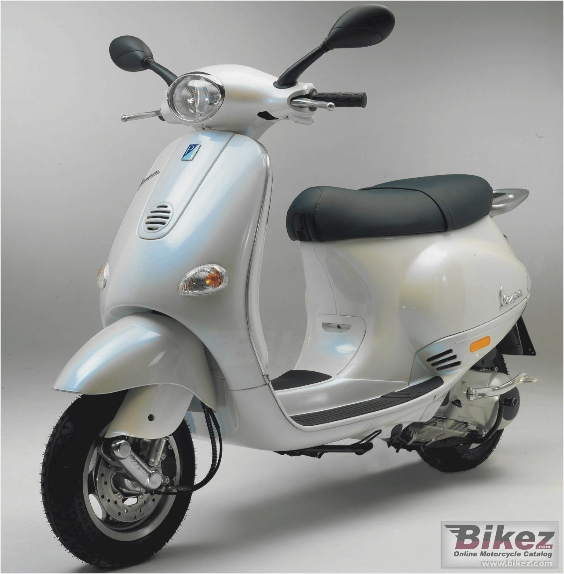 Vespa ET 4 2002 wallpapers #132326