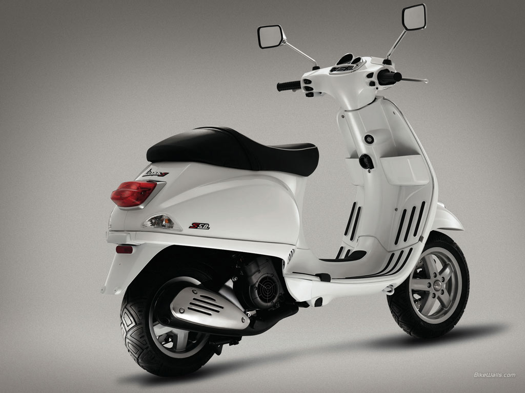 Vespa LX 50 wallpapers #131828