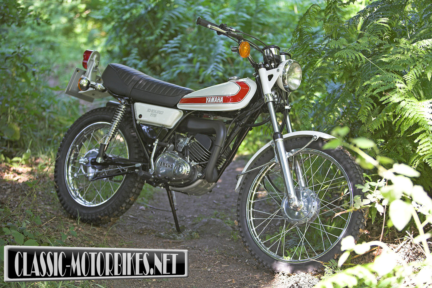 Yamaha DT 175 1974 images #90029