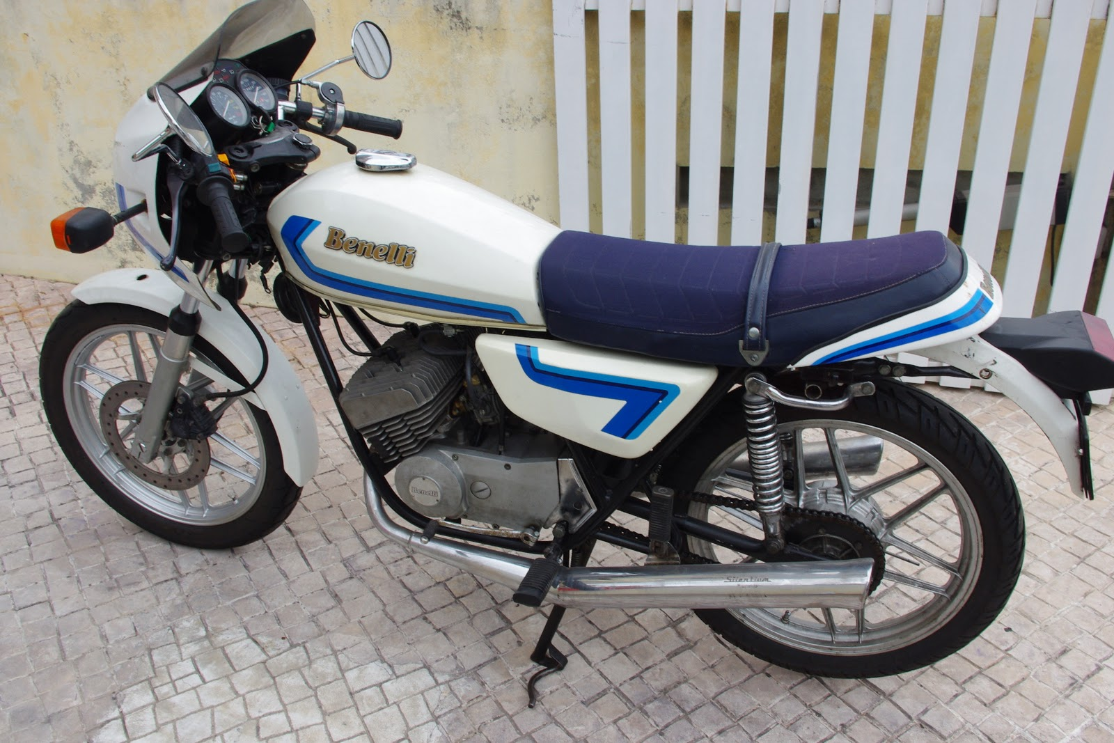 Benelli 125 Sport 1982 wallpapers #132620