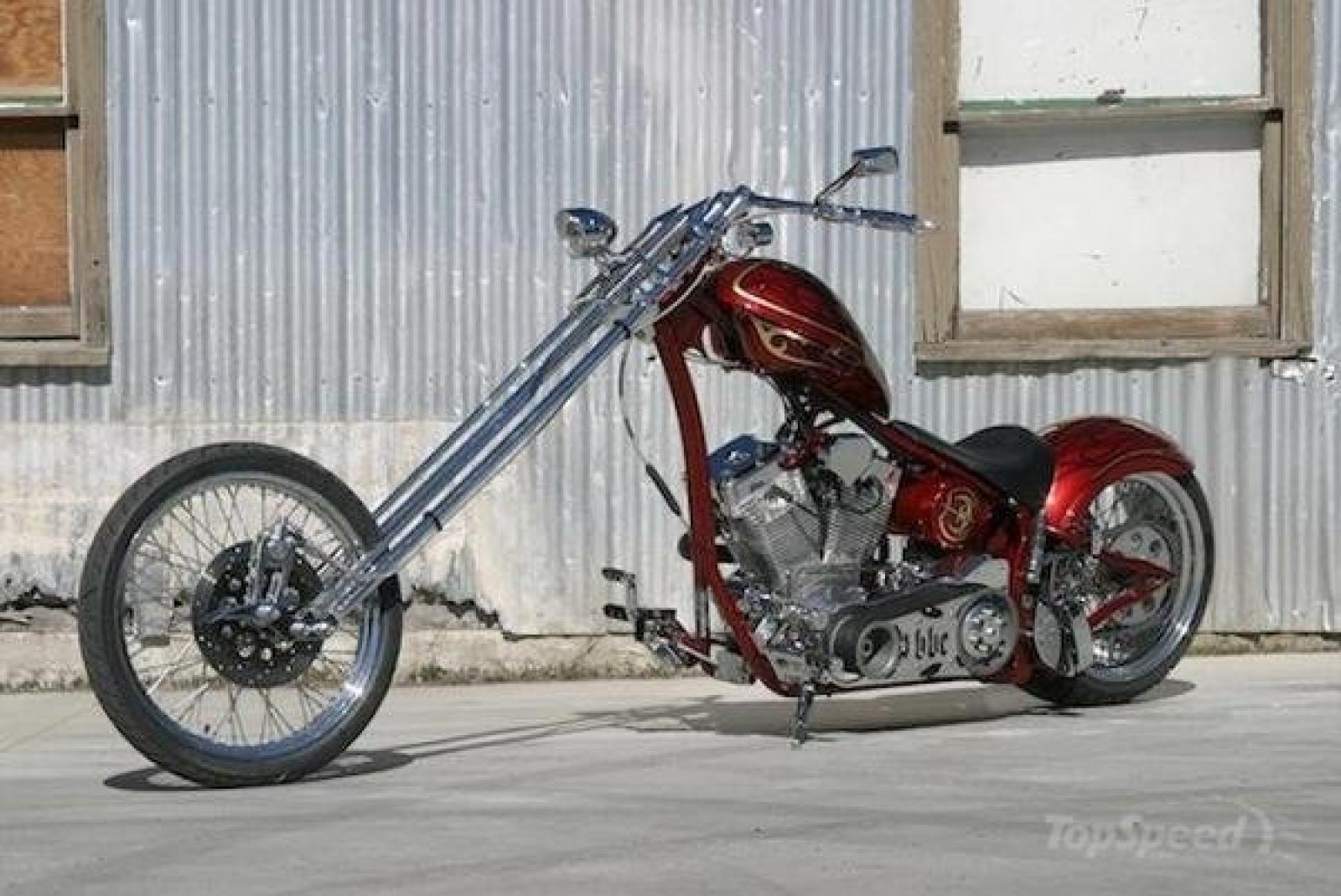 Big Bear Choppers Merc Softail 100 Smooth Carb 2010 images #63767