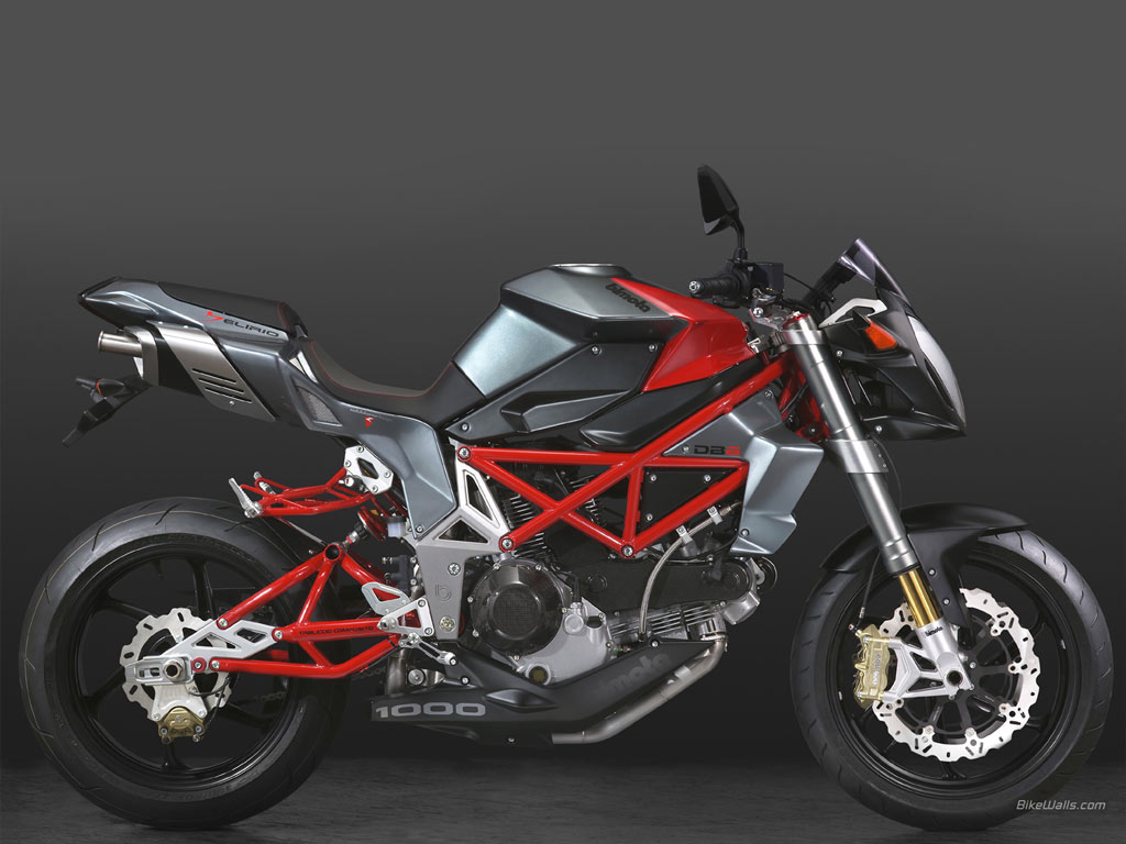 Bimota DB 6 Delirio 2009 wallpapers #137179