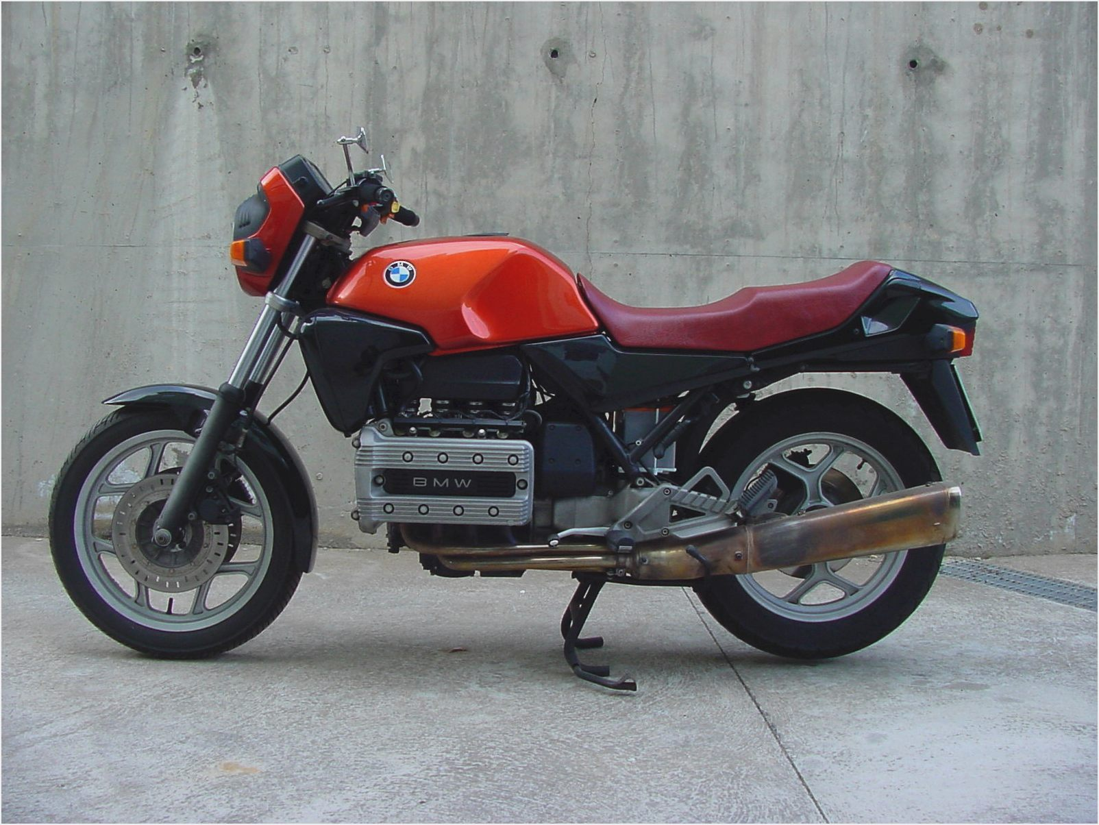 BMW K100RS images #12693