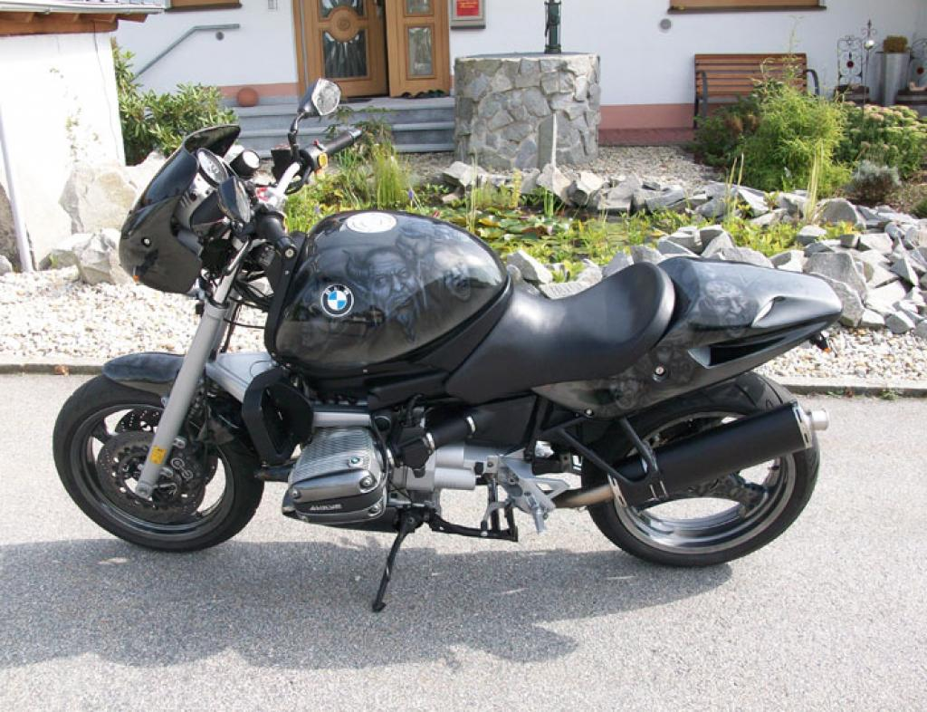 BMW R1100RS 1996 images #9910