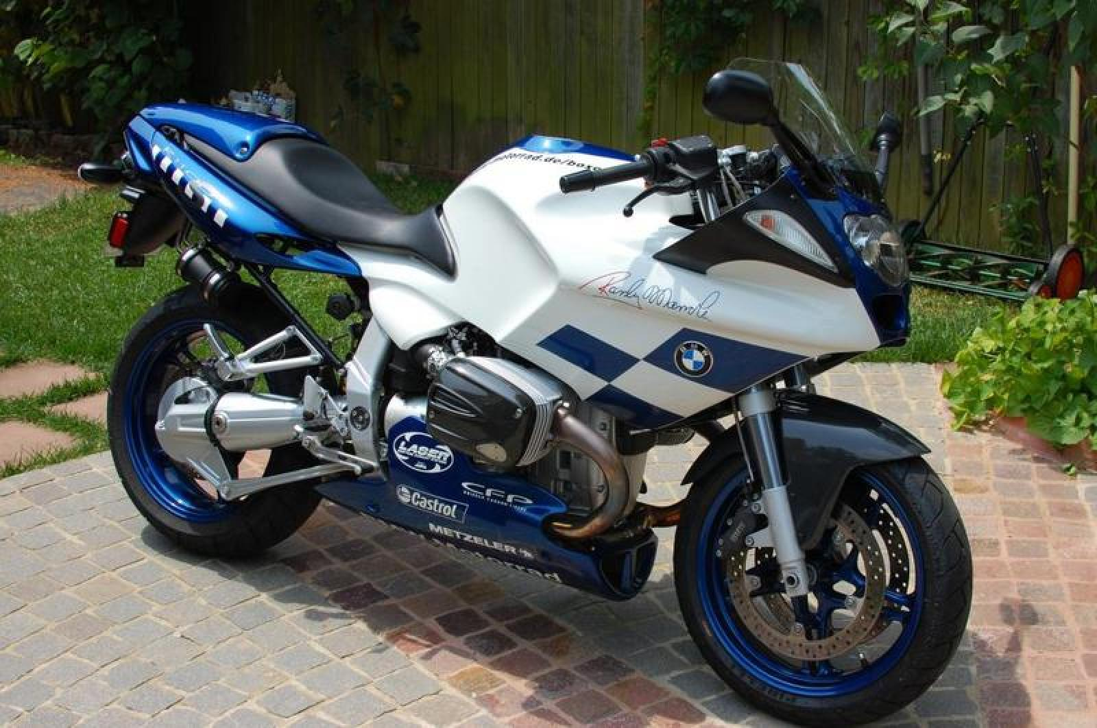 BMW R1100S BoxerCup Replika images #12991