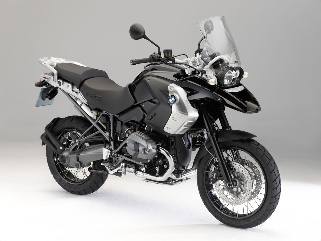 BMW R1200GS Adventure Triple Black 2013 images #8622