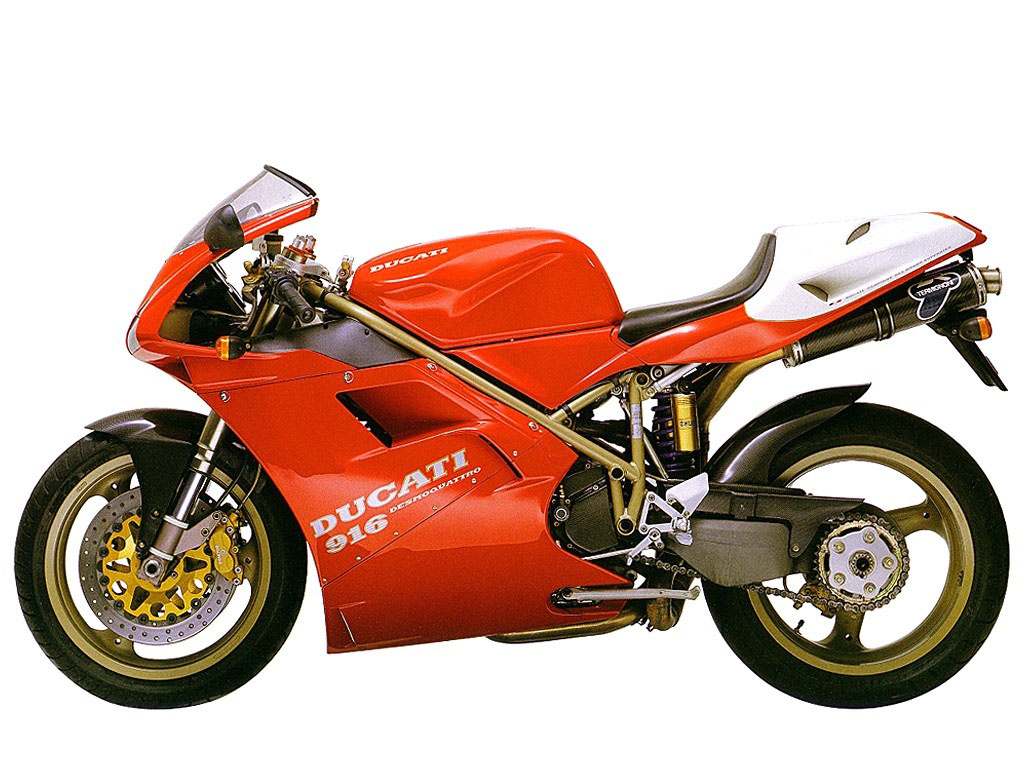 Ducati 916 SPS 1997 wallpapers #11006