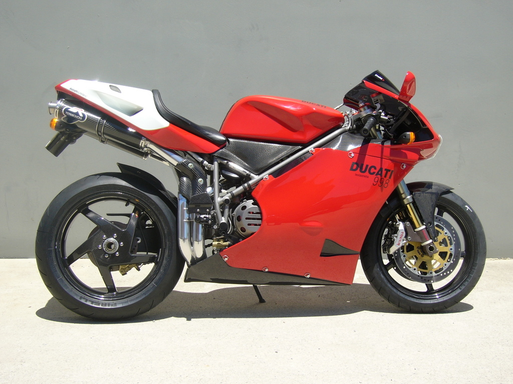 Ducati 998 R 2002 wallpapers #11799
