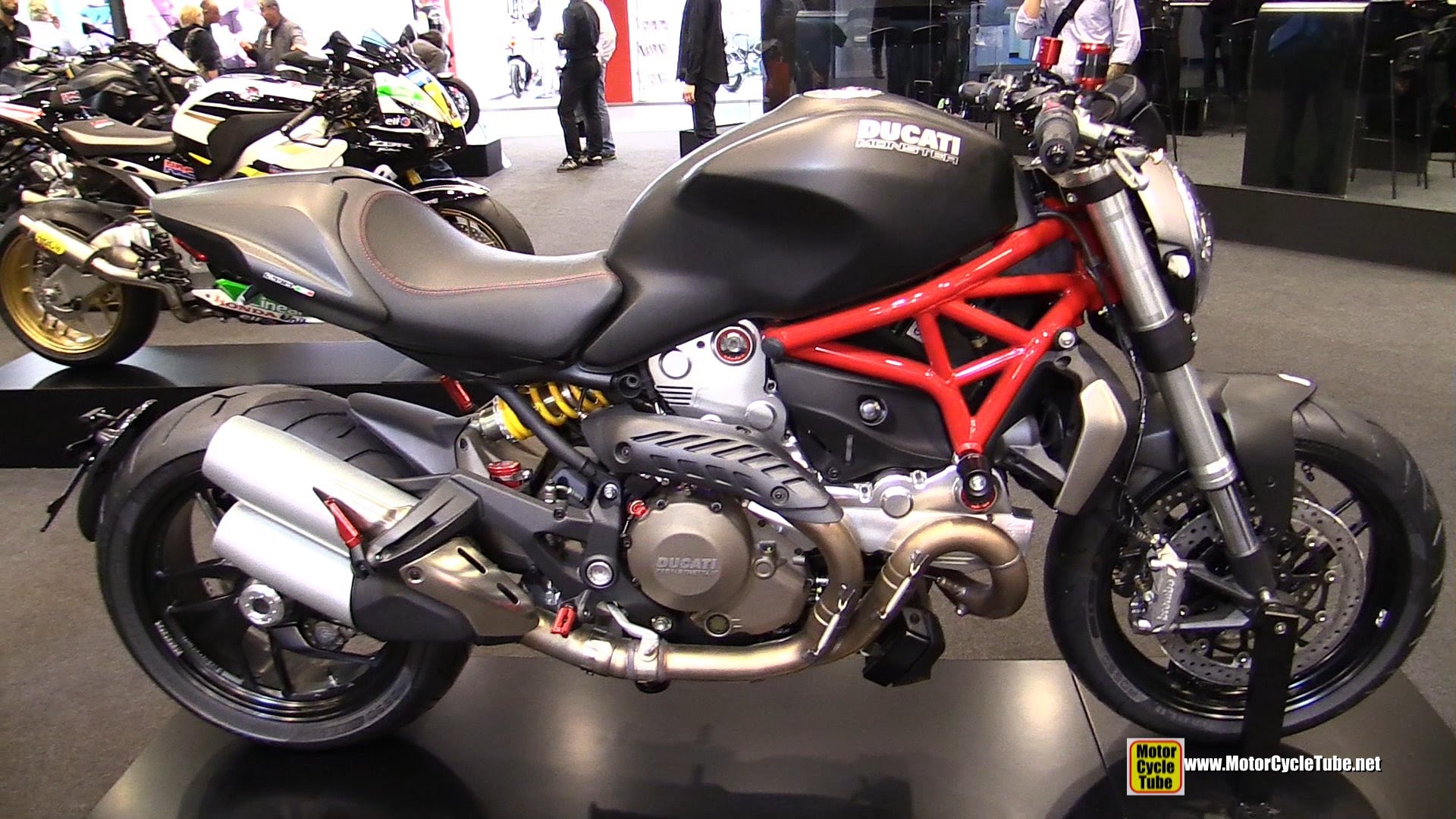 Ducati Monster 1200 2015 wallpapers #134107