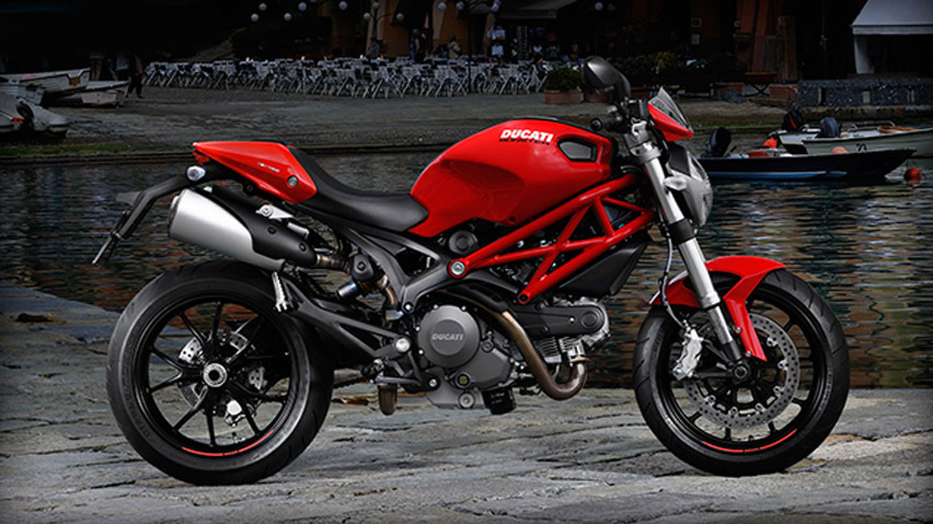 Ducati Monster 796 Corse Stripe 2015 images #146209