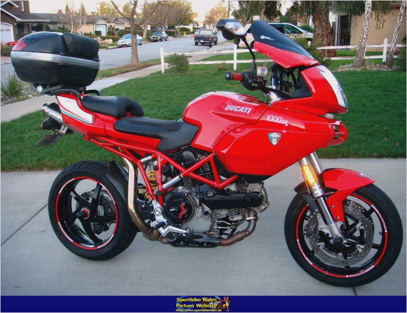 Ducati Multistrada 1000 DS 2006 images #79209