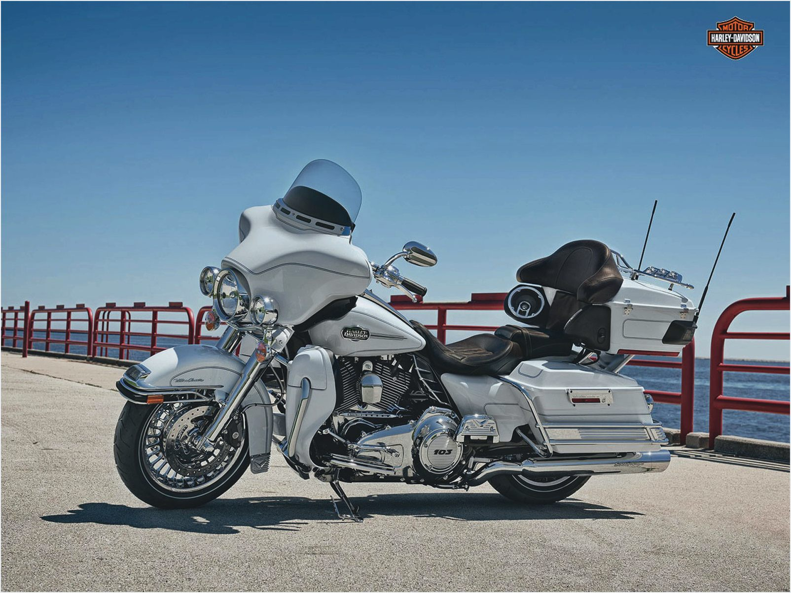 ... Harley-Davidson FLHTCUI Electra Glide Ultra Classic Injection 1998 pics  #158107 ...
