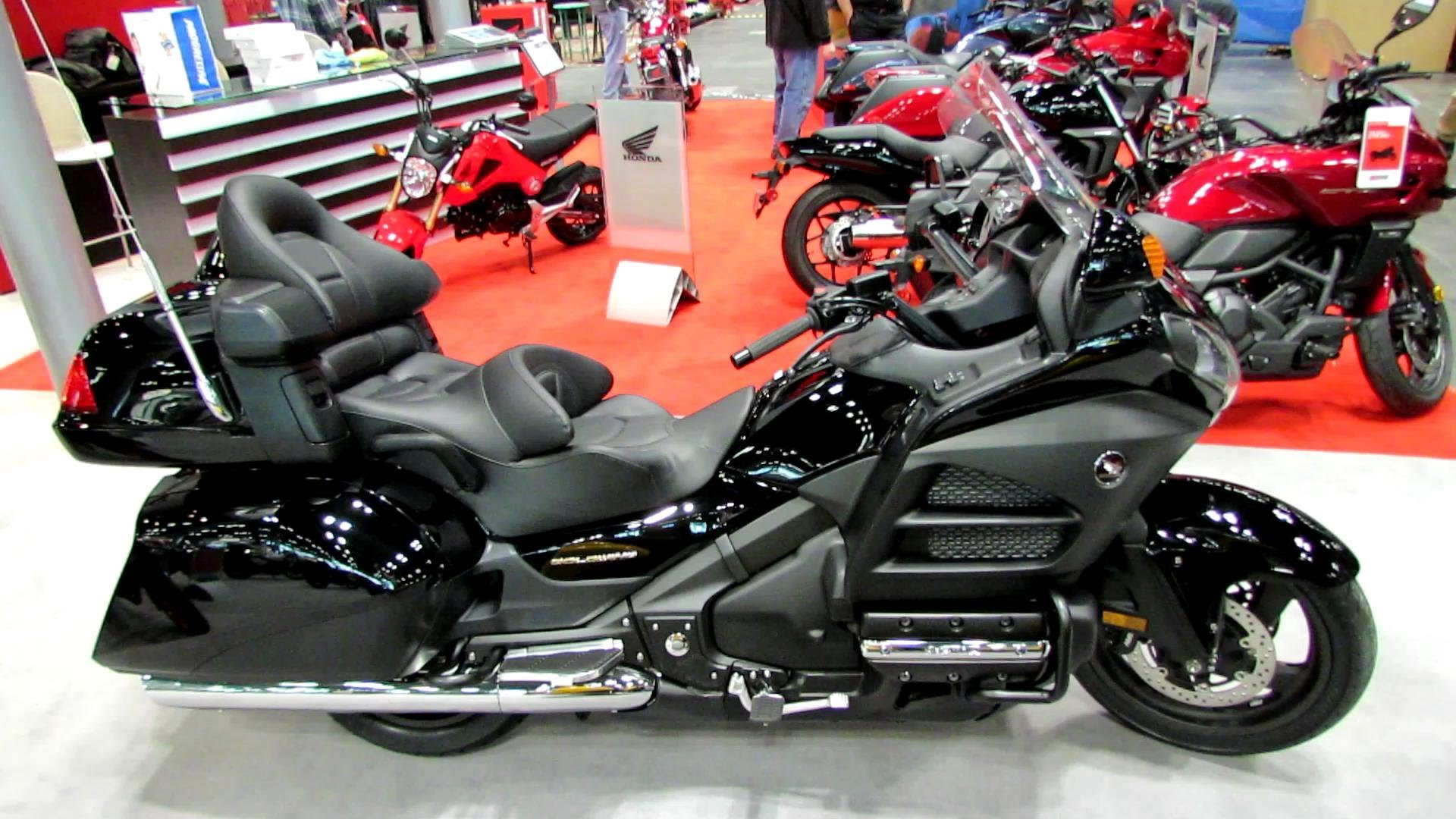 Honda GL 1800 Gold Wing 2013 images #83175