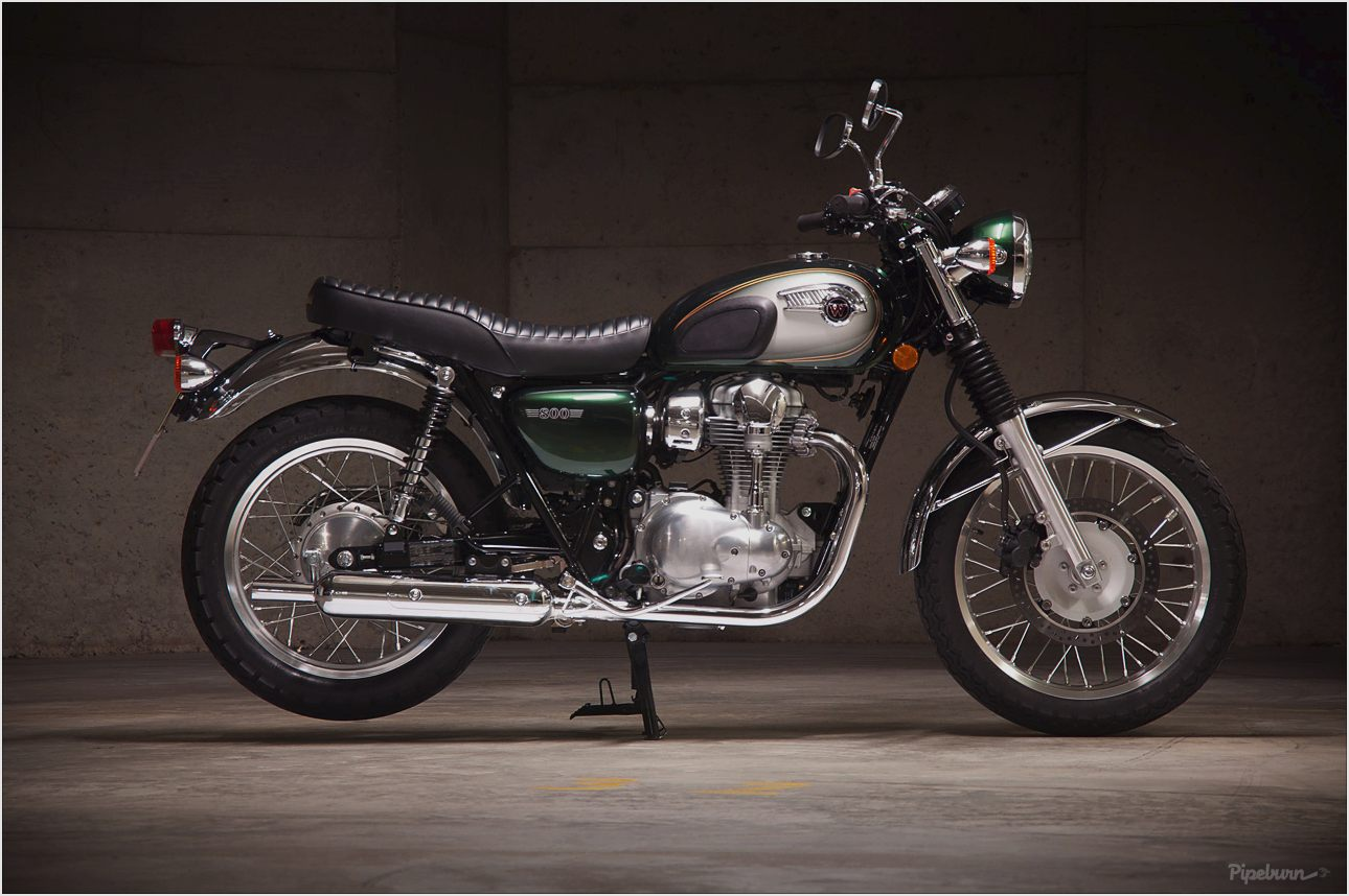 Kawasaki W800 Cafe Style images #86148