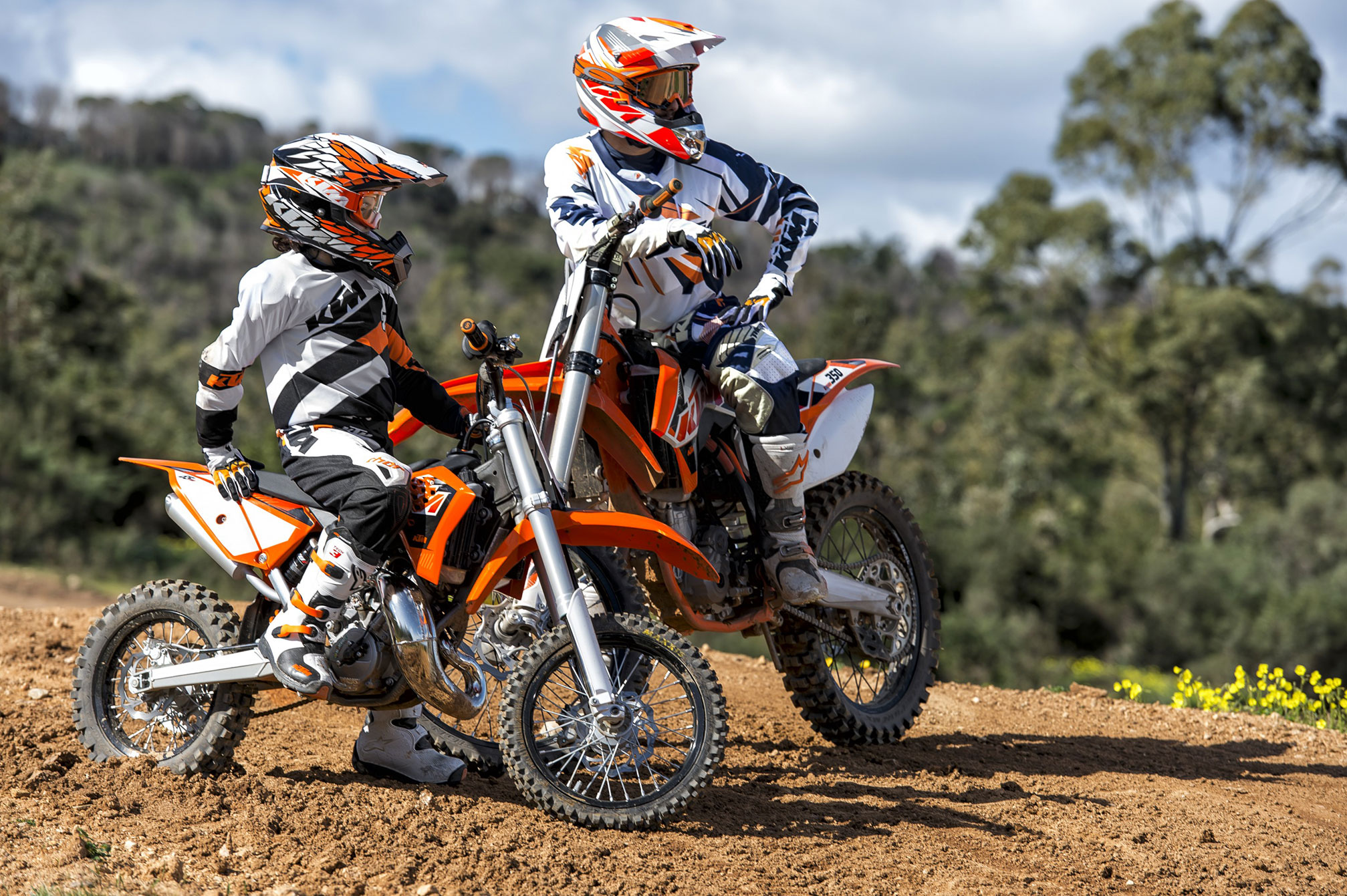 KTM 50 SX MINI 2011 wallpapers #134999