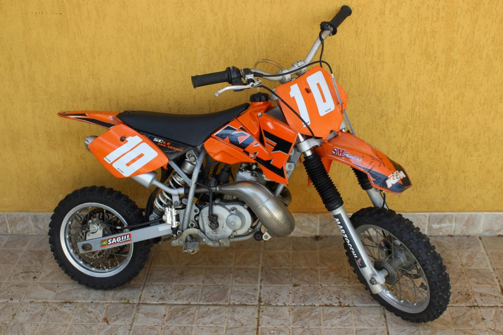 KTM 50 SX Pro Junior LC 2003 images #85751
