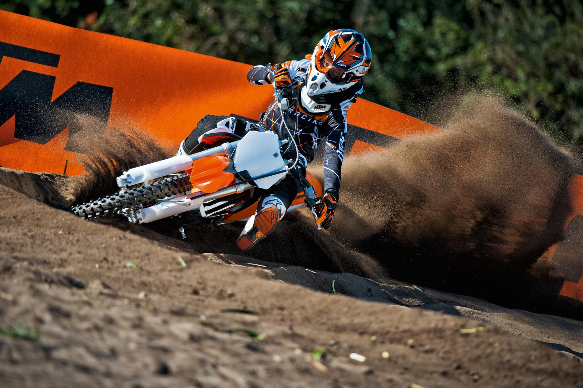 KTM 85 SX 2010 wallpapers #142435