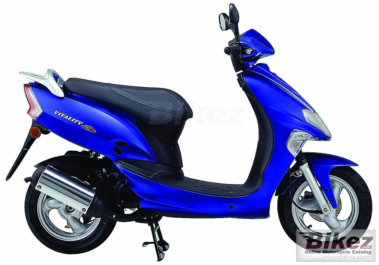 Kymco Agility 50 2006 images #101920
