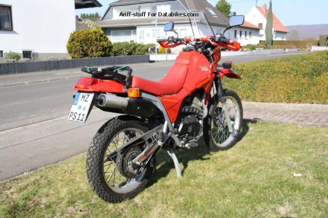 Maico MD 250 WK 1980 images #103406