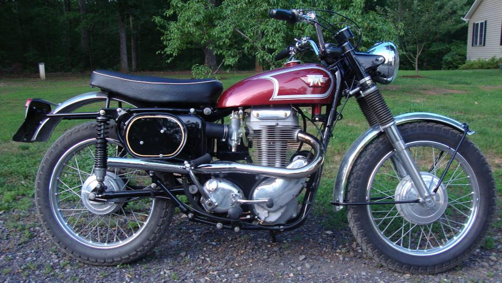 Matchless G 80 K 1988 images #161873