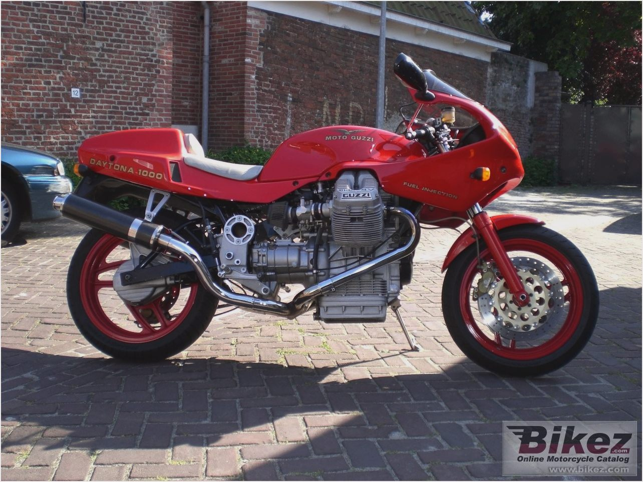 Moto Guzzi 1000 Daytona Injection images #108548