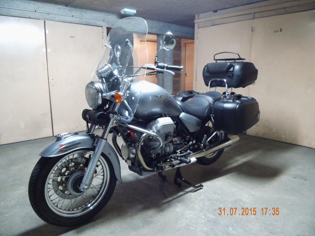 Moto Guzzi California Jackal 2001 images #109136