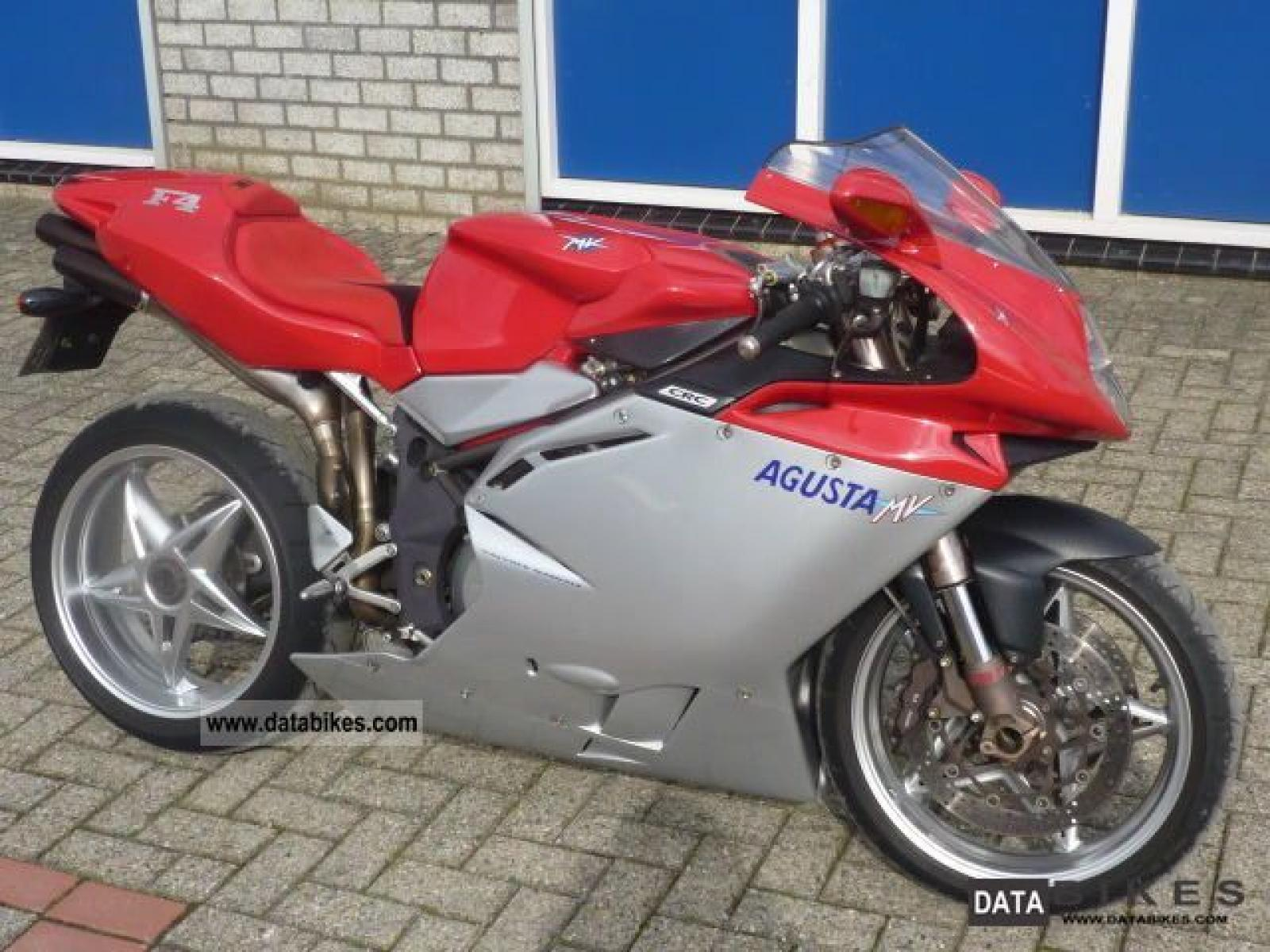 MV Agusta F4 S 1+1 2004 images #113660