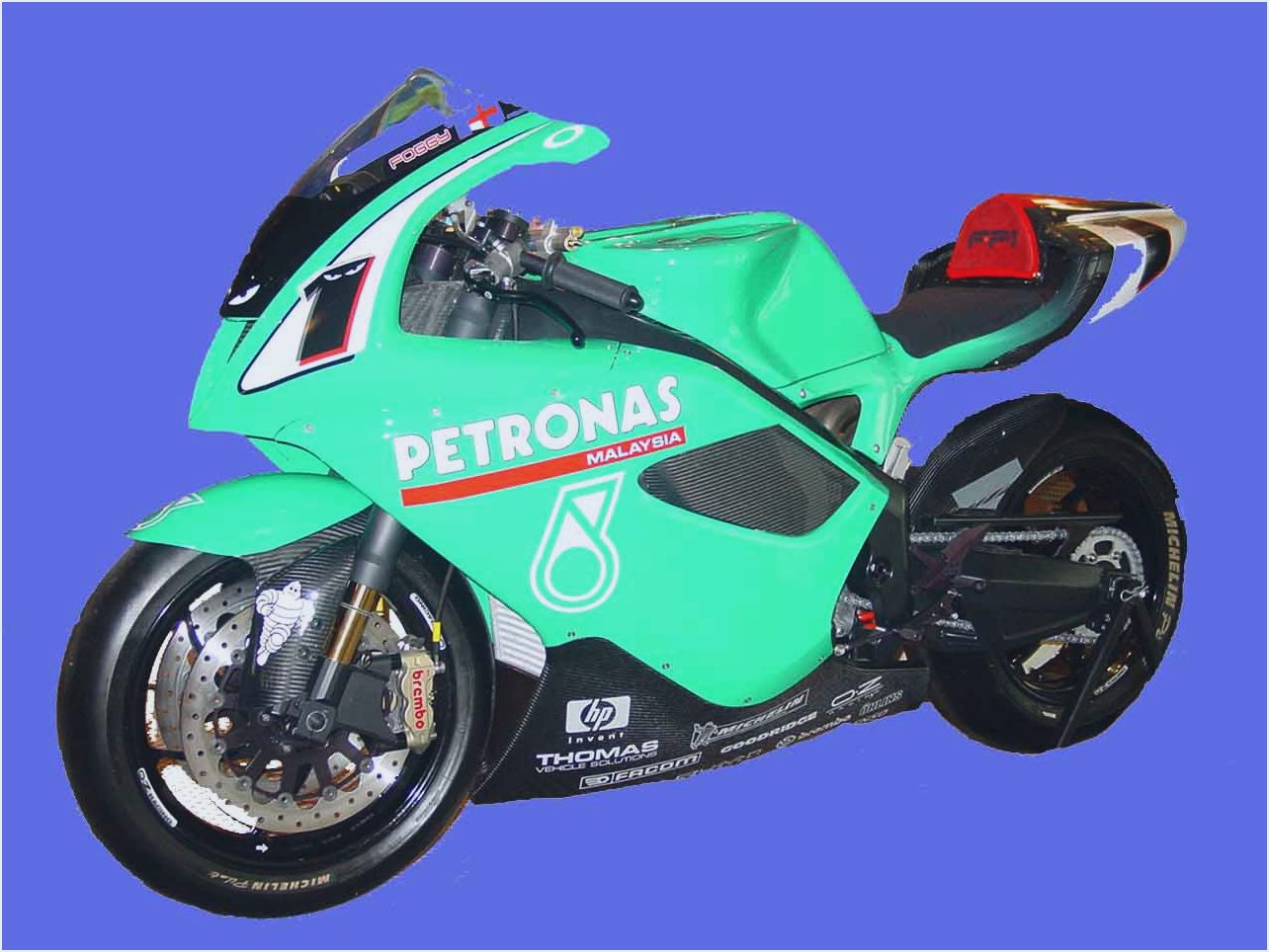 Petronas FP1 2004 images #119087