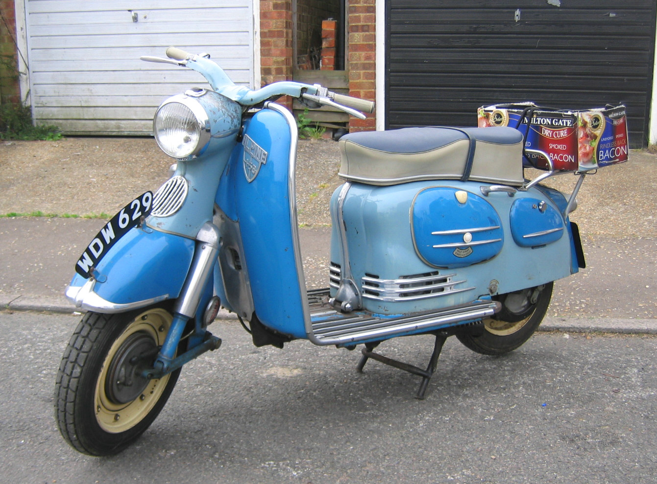 Puch 250 SGS images #121256