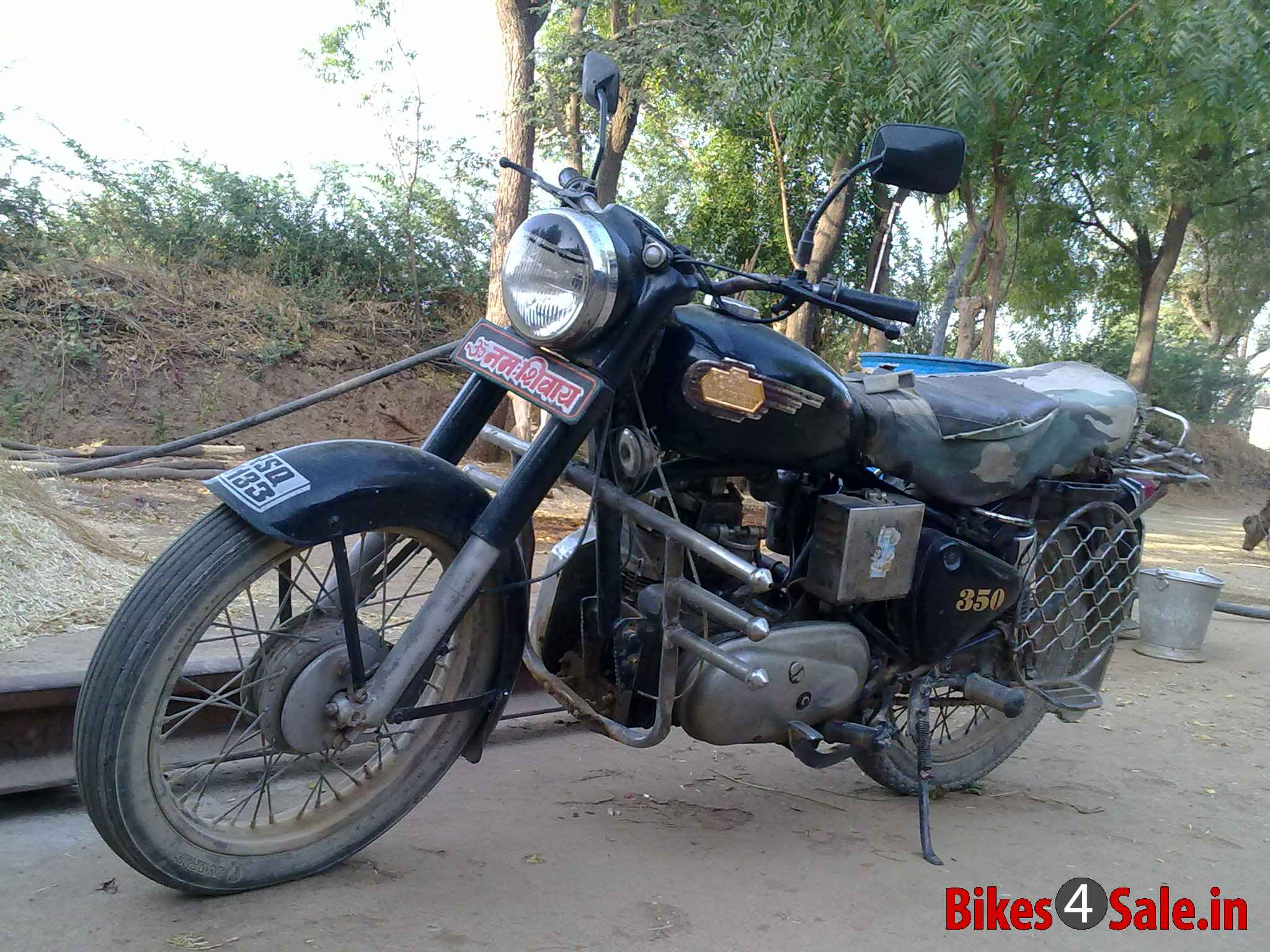 Royal Enfield Diesel 1999 images #123128
