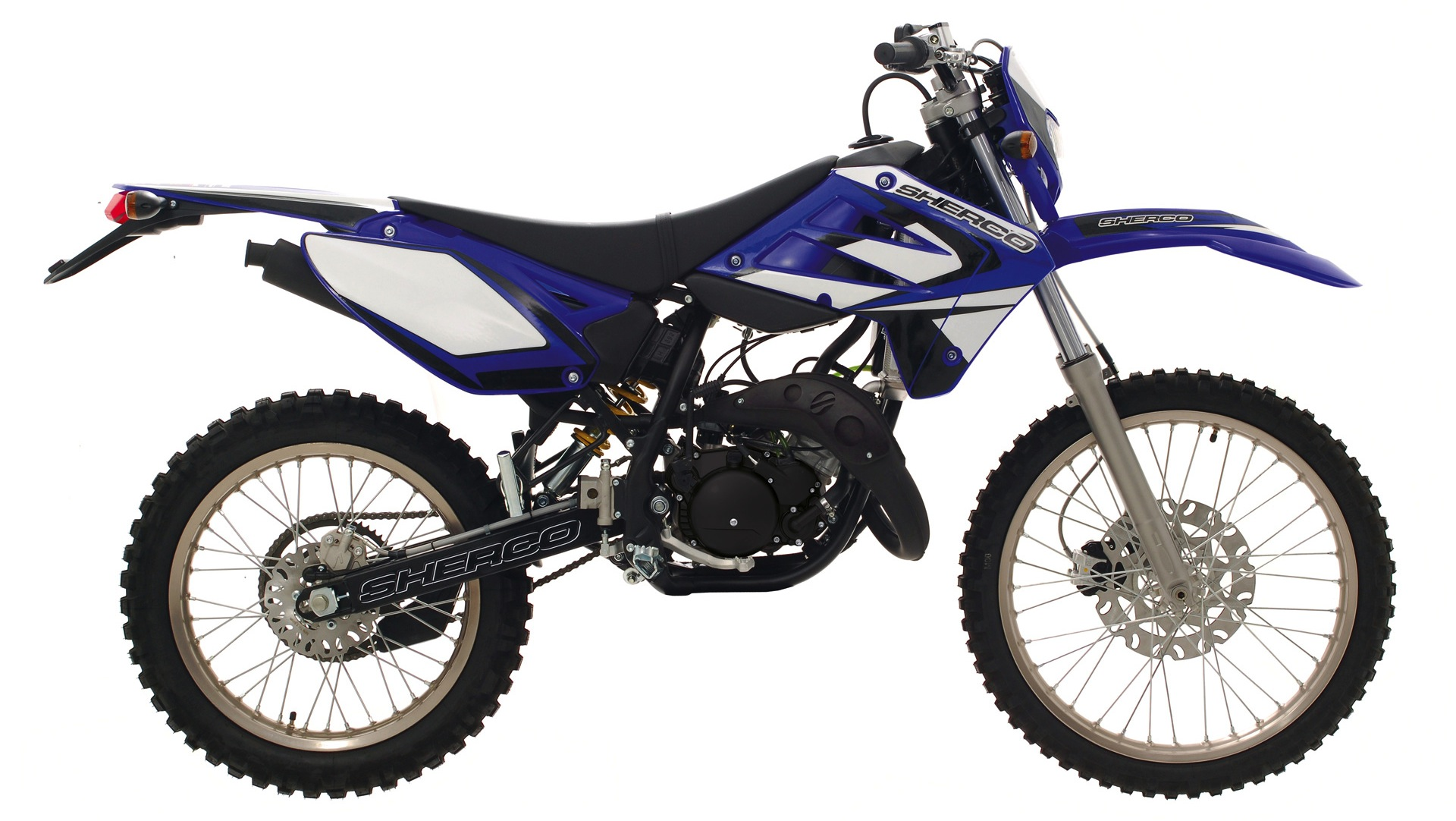 2008 sherco 50 cc enduro pics specs and information. Black Bedroom Furniture Sets. Home Design Ideas