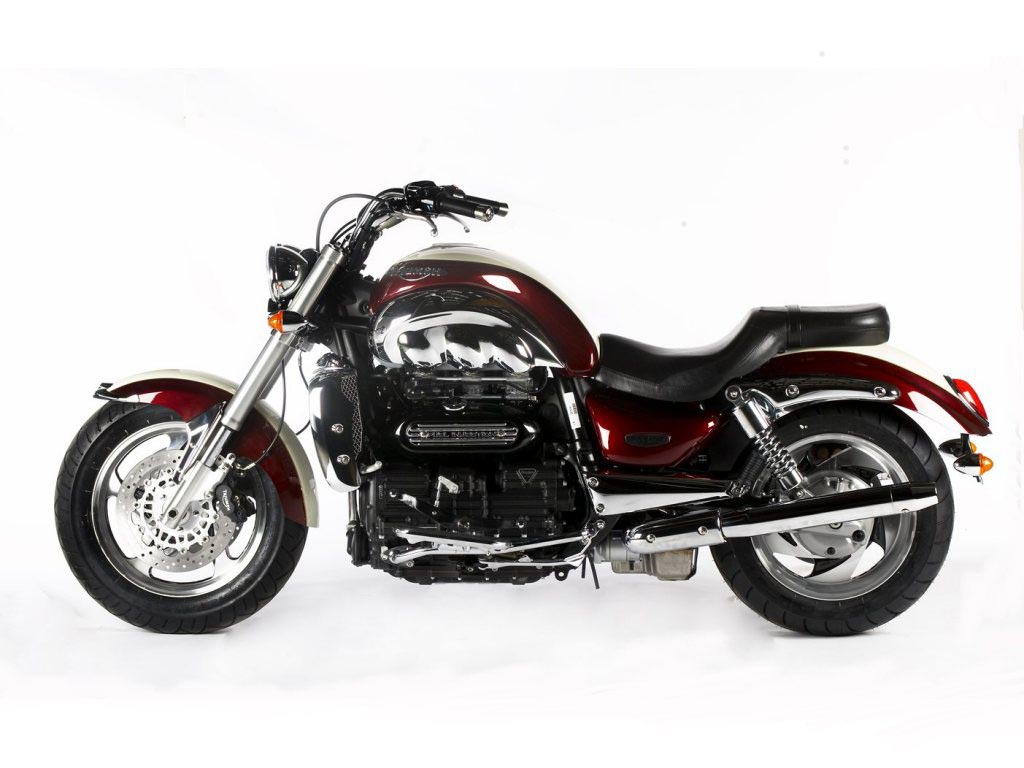 Triumph Rocket III 2006 images #125809