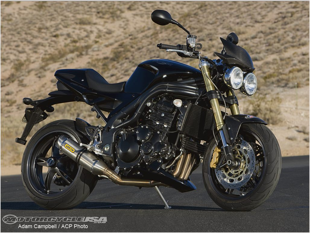 Triumph Speed Triple Special Edition wallpapers #161179