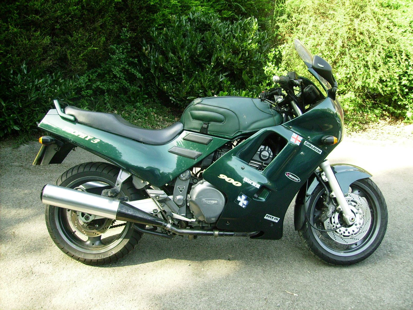 Triumph Sprint 900 Pics Specs And List Of Seriess By