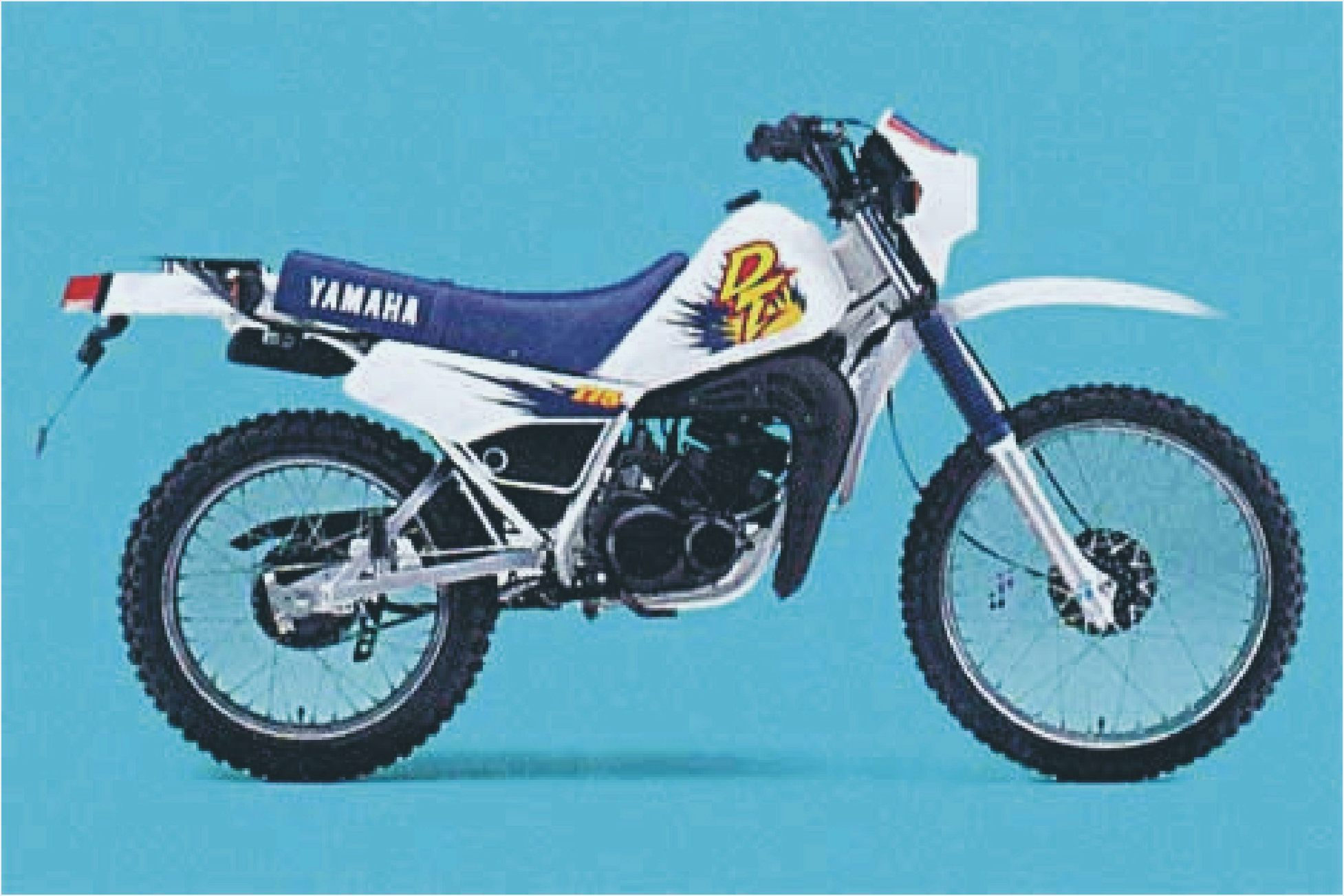 Yamaha DT 175 1974 images #90030