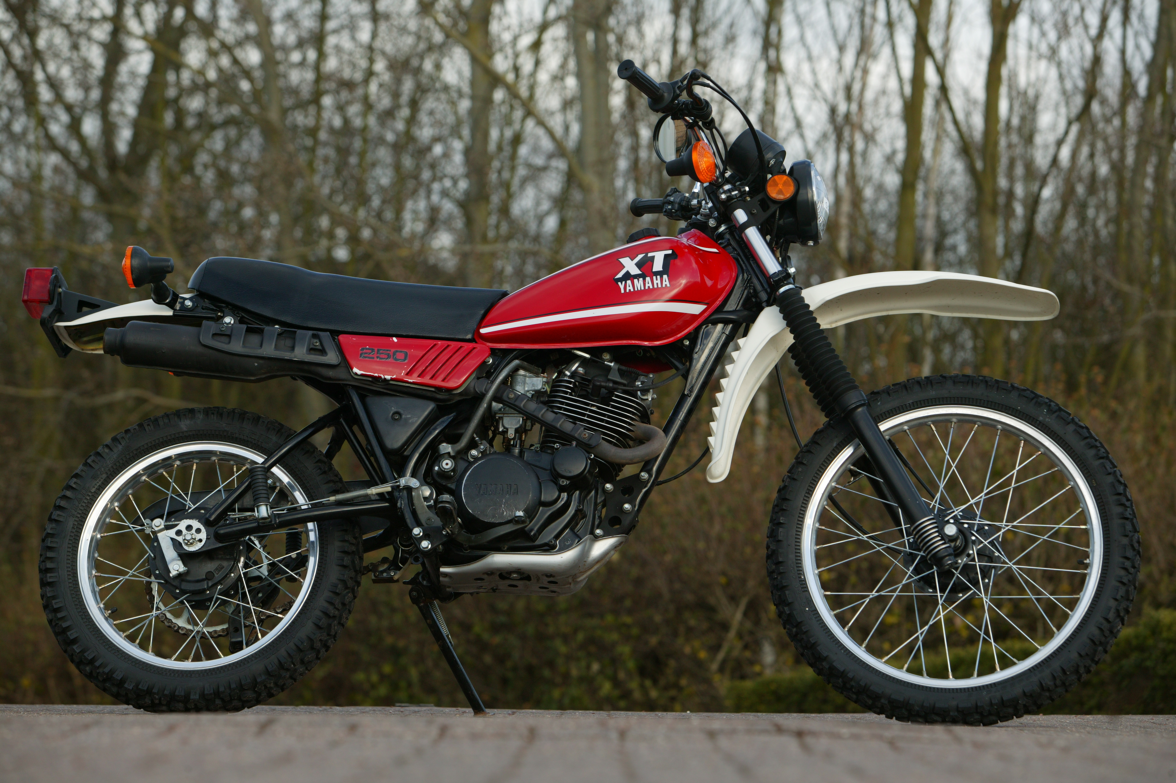 Magnificent 1983 Yamaha Xt 250 Pics Specs And Information Camellatalisay Diy Chair Ideas Camellatalisaycom