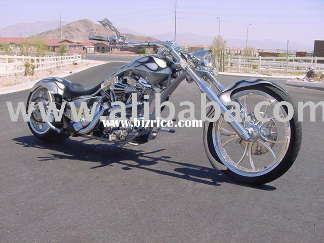 Big Bear Choppers Athena 114 X-Wedge 2009 images #92602