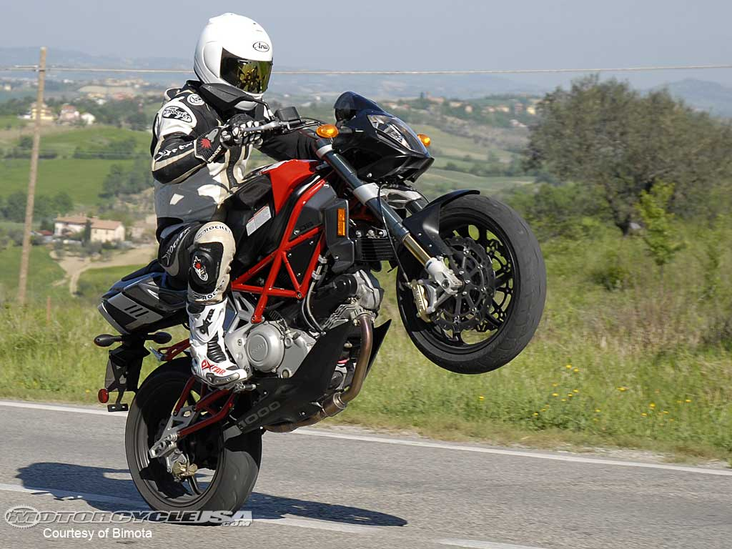Bimota DB 6 Delirio 2009 wallpapers #137180