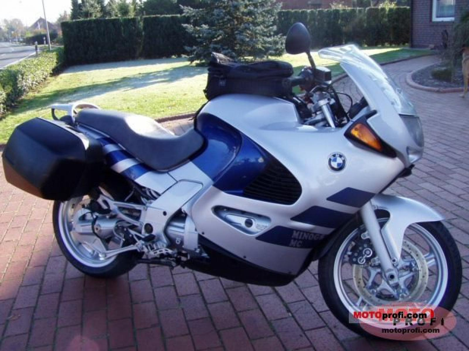 BMW K1200RS 1999 images #43961