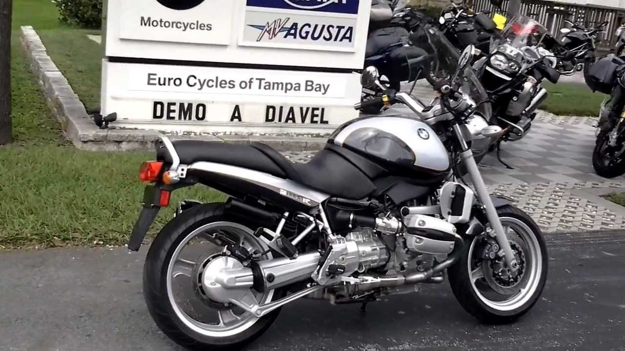 BMW R1100RS 1996 images #9911