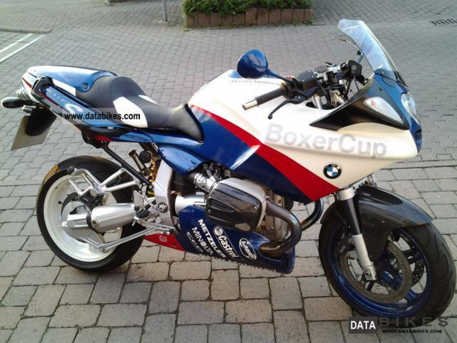 BMW R1100S BoxerCup Replika images #12992
