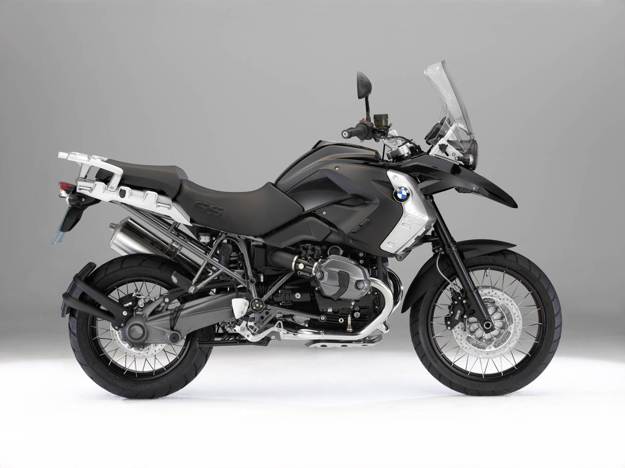 BMW R1200GS Adventure Triple Black 2013 images #8623