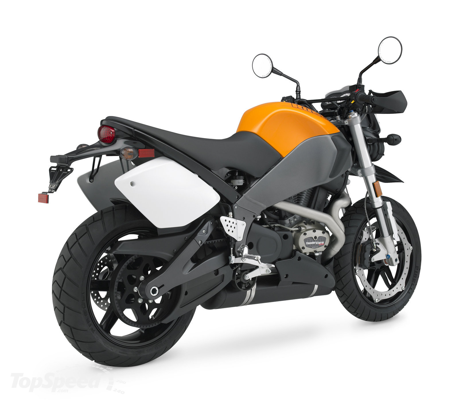Buell Lightning Super TT XB12STT 2007 images #66359